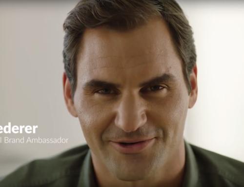 Roger Federer présente les étoiles UNIQLO Wheelchair Tennis Tour